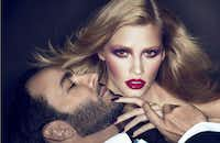 Tom Ford Beauty campaignTom Ford Beauty