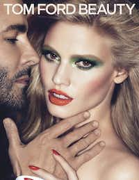 Tom Ford Beauty campaign