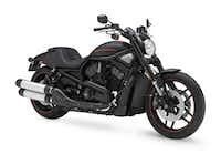2012 Harley- Davidson Night Rod Special in blacked-out matte finish, $16,609, harley- davidson.com