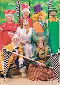 Eisemann Center's Family Theatre Series will present the American Family Theater's musical version of Alice in Wonderland.