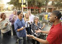 Food Tours of America offers food walking tours in Dallas.