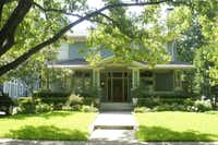 The 2012 Munger Place home tour provides a peek at homes, such as this one.