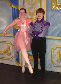 Jennifer and Hank Princehouse have performed many times in Moscow Ballet's Great Russian Nutcracker.