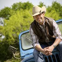 Abilene, Texas-based country singer AARON WATSON. 2012.