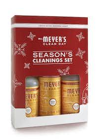 Mrs. Meyer's Clean Day Season's Cleanings Set in Orange Clove