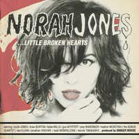 "CD cover of ""Little Broken Hearts"" by NORAH JONES. 2012."