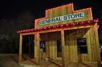 A grand opening was held for the store on Dec. 1 during the annual Christmas lighting at Farmers Branch Historial Park.