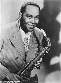 """This undated picture shows US saxophonist Charlie Parker. Parker died half a century ago, but his musical legacy has endured through the decades, influencing generations of musicians who simply could not imagine a universe without """"Bird""""."""