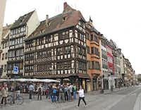 A view of historic Strasbourg, France.Terry Gardner -  Terry Gardner
