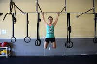 Brooklin Smith,  13, is training for the USA Weightlifting Youth National Championship on June 13.Rose Baca - neighborsgo staff photographer