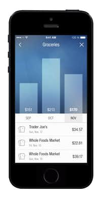 BillGuard added a spending analytics tool and personalized savings alerts.