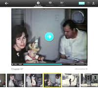 Your videos are available to view and share online, as well as on DVDs. That's me (Jim Rossman) in the hat with my parents in 1967.
