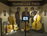 The Johnny Cash Museum located at 119 Third Avenue South, Nashville, TN, opened to the public in April 2013.