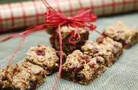 Winner, Easy category: Harvest Cookie Bars by LeAnn Kite Hampton