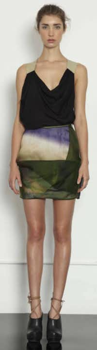 Soft focus: looks from the spring 2011 collection, available in Dallas at Elements.