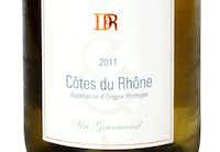 Dauvergne Ranvier 2011 Cotes du RhoneEvans Caglage