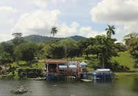 Las Terrazas, a mountain community of eco-conscious artists and other residents.Joy Tipping  -  Staff
