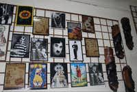 Charlie Chaplin is one of American icons popular in Cuba; President Abraham Lincoln is also revered, as an emanciaptor.Joy Tipping  -  Staff