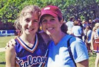 """Dru Davis says her mother was her """"sounding board"""" as she grew up."""