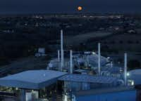 Exide Technologies Inc. has operated a lead smelter in Frisco for many years, and has had no EPA violations for at least 10 years. Its location became a concern in 2003 due to residential development that now reaches far beyond Frisco. In November 1991, an area around the plant was declared to be in nonattainment because its lead emissions exceed the 1978 federal air quality standard.