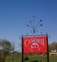 For 88 years, John C. Campbell Folk School has taught a variety of skills, from blacksmithing to weaving. Along the way, some two dozen couples have met and gotten married. The school is in Brasstown, N.C.