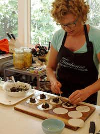 """Visitors to the The Gondwana Rainforests of Australia World Heritage Area can join French-trained chef, Terri Taylor at Tamborine Cooking School for lessons making use of """"traditional techniques to whip up healthy and delicious multi-course menus from the freshest local produce grown on our mountain."""""""