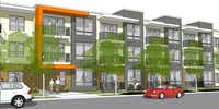 Magnolia Property Co. is building more than 40 apartments in a project in Dallas' Lower Greenville neighborhood.