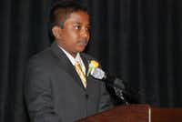 Mahishan Gnanaseharan, 14, won the Mayborn National Biography writing contest and will attend the conference July 20-22 in Grapevine.