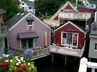 Kennebunkport is as wholesome, old school, rocky coast, juicy-lobster Maine as a little town comes.