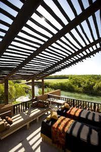 Banyan Tree Mayakoba's spa-pool  villa