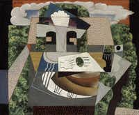 Still Life in a Landscape by Pablo Picasso at the Meadows Museum