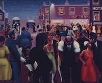 """Black Belt,"" 1934Hampton University Museum - Image copyright Valerie Gerrard Browne"