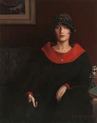 """The Octoroon Girl,"" 1925Courtesy of Michael Rosenfeld Gallery"