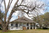 Oakland Plantation, outside Natchitoches, La., is part of the Cane River Creole National Historical Park. Guests can wander the property or take a guided tour of the home.