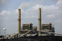 The Big Brown coal plant burns a particularly carbon-heavy brand of coal known as lignite and has been targeted by environmentalists for years.