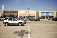 Along with Trader Joe's, retailers Old Navy, Jos. A. Bank, Half Price Books and Famous Footwear have opened locations in the 300,000-square-foot project at Preston Road and Park Boulevard in West Plano.