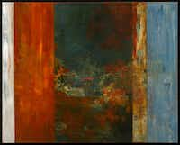 Works by Peter Burega are part of the three-artist exhibit opening Feb. 23 at Craighead Green.
