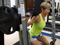Squats and similar resistance training will build up your core.