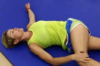 Stretching is key to maintaining flexibility, which may help reduce the risk of injury.