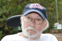 George Boyd, longtime Dallas bird photographer who spends a lot of time at White Rock Lake. For