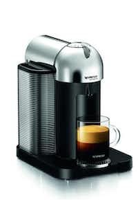 VertuoLine, Nespresso's new large-cup, single-cup coffeemaker, $299, Nespresso, NorthPark CenterCourtesy of Nespresso - Nespresso