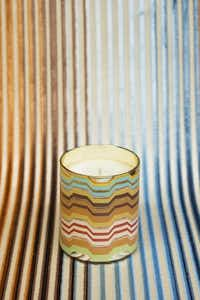 """""""Marrema"""" candle by Missoni Home, $88, Nest DallasCourtesy Nest Dallas - Nest Dallas"""