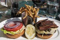 The Larkburger at Larkspur Restaurant in Vail is the product of obsessive attention to detail. .