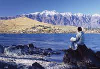 The Remarkables mountain range is the backdrop to many scenes from Jackson's Tolkien adaptations.