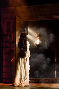 THE PHANTOM OF THE OPERA - Julia Udine and Cooper Grodin