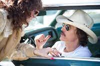 """Best Actor: Matthew McConaughey, """"Dallas Buyers Club""""ANNE MARIE FOX"""