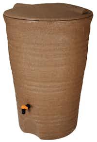 Fiskars' plastic Salsa barrel can be found at Home Depot.