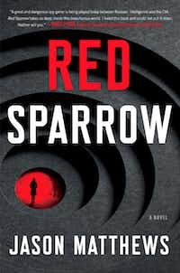 """Red Sparrow,"" bu Jason Matthews"