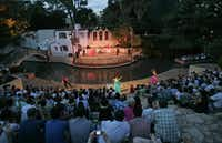 Fiesta Noche del Rio is a summer weekend staple at the Arneson River Theatre.