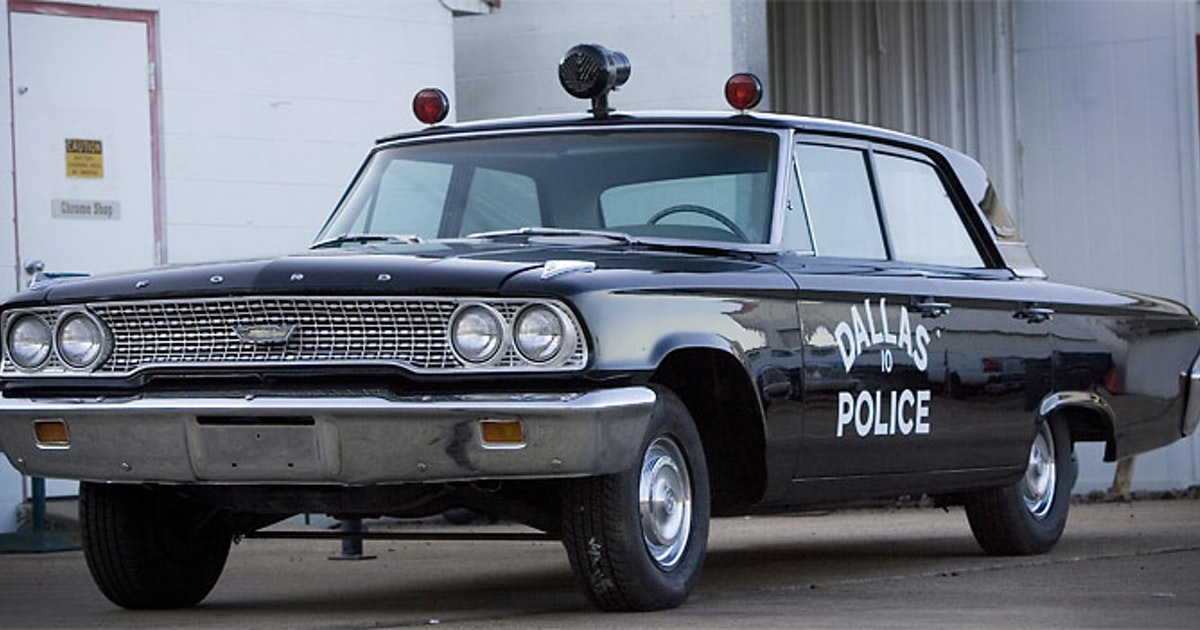 20091118 Replica 1963 Dallas Police Squad Car 683 also Saints 20football 20team furthermore 2009 11 01 archive besides  on replica 1963 dallas police squad car to